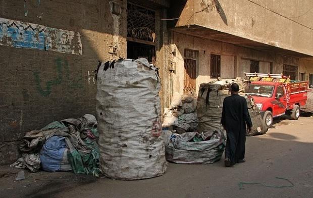 Интересные факты про город мусорщиков 3