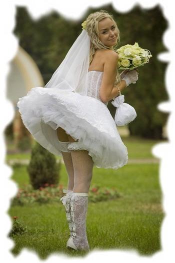 Странные свадебные традиции разных народов