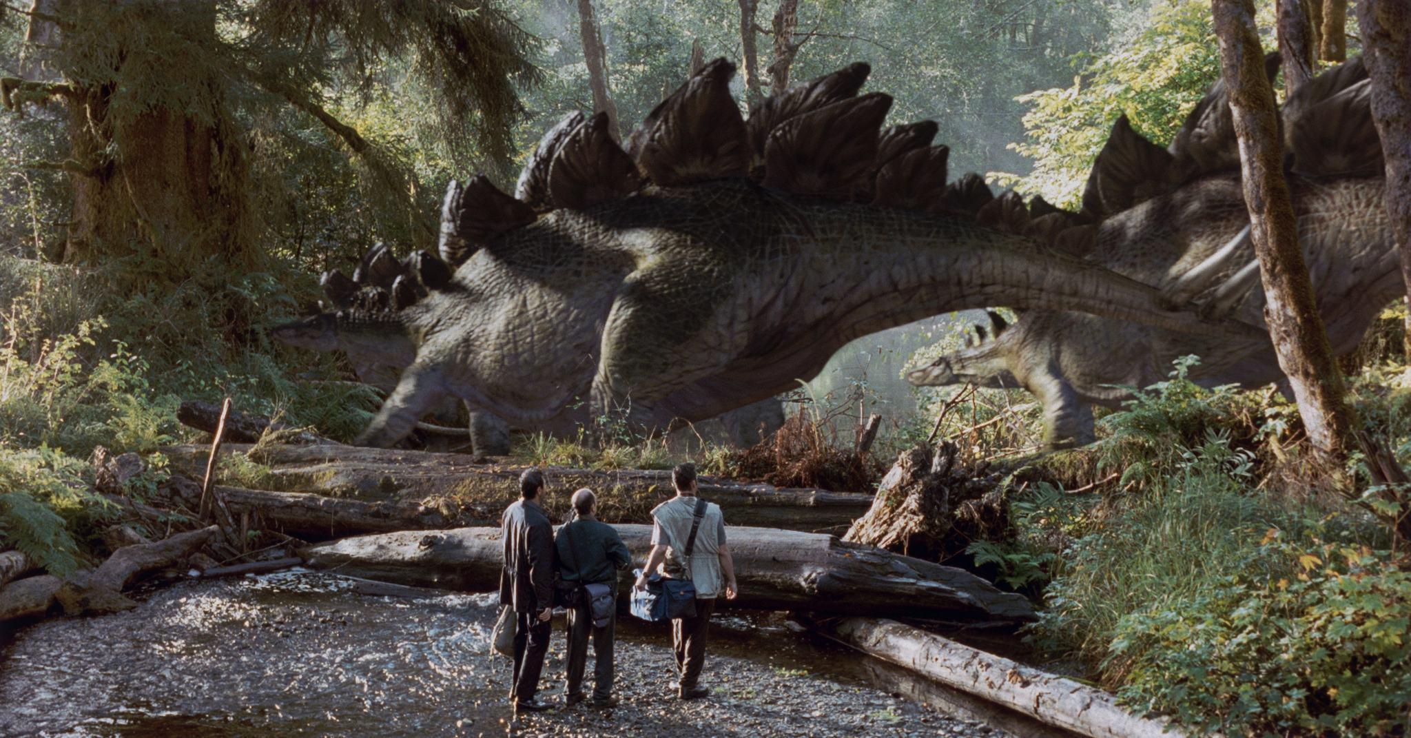 Можно ли клонировать динозавров? 1