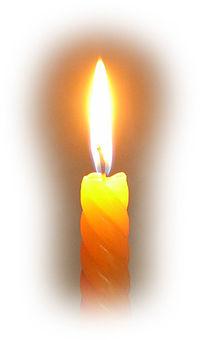 Интересные факты про свечи
