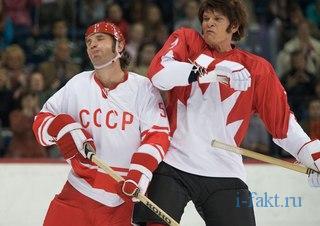 Такой хоккей нам не нужен !