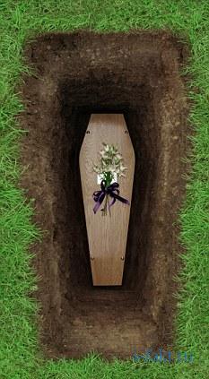 Интересные факты про погребение заживо