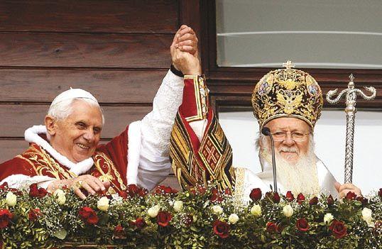 Почему церковь раскололась на католическую и православную 2