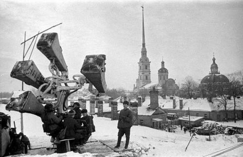 Слепые слухачи блокадного Ленинграда
