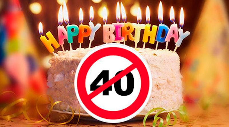 Почему мужчины 40-й день рождения не отмечают