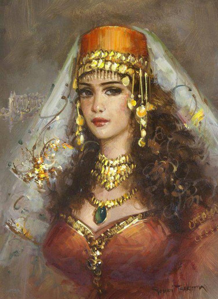 Роксолана - Украинская Царица Османской Империи -8500