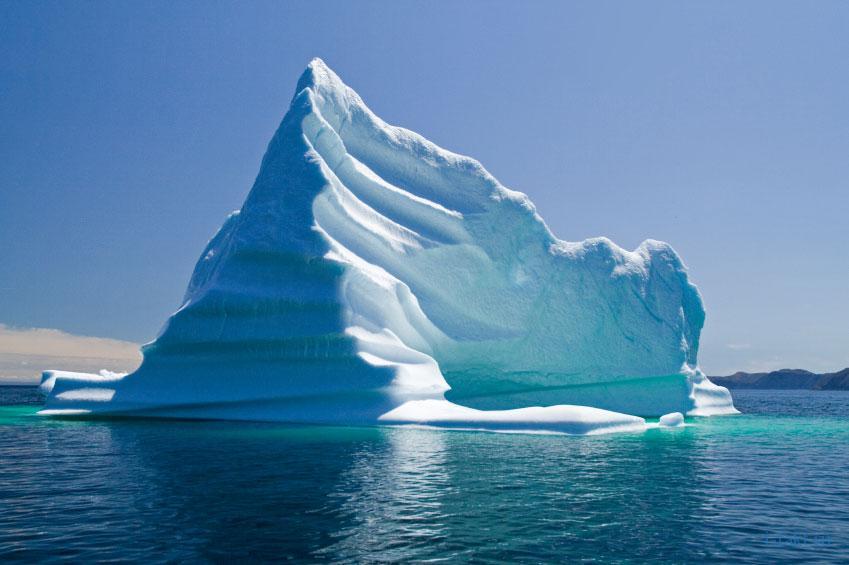 Интересные факты про айсберги