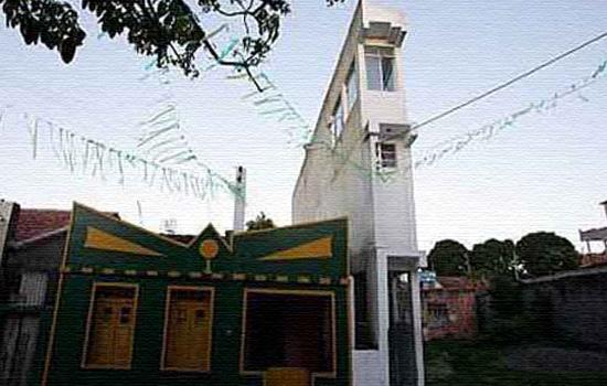 Злой дом - памятник человеческой вредности
