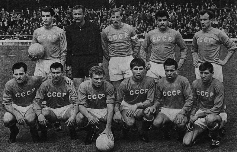Как монетка лишила СССР медалей в чемпионате Европы по футболу 3