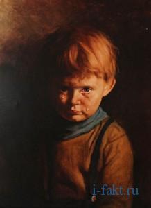 Проклятие плачущего мальчика