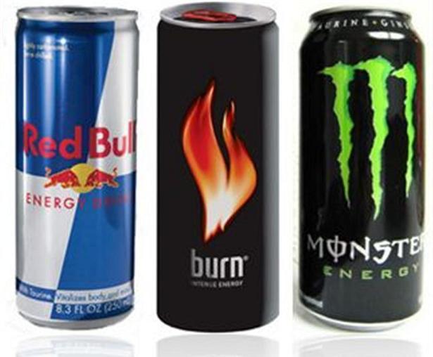 Интересные факты про энергетические напитки