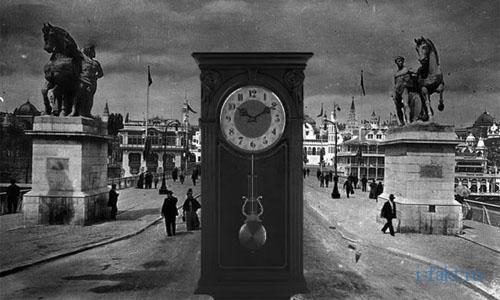 Парижский сбой часов