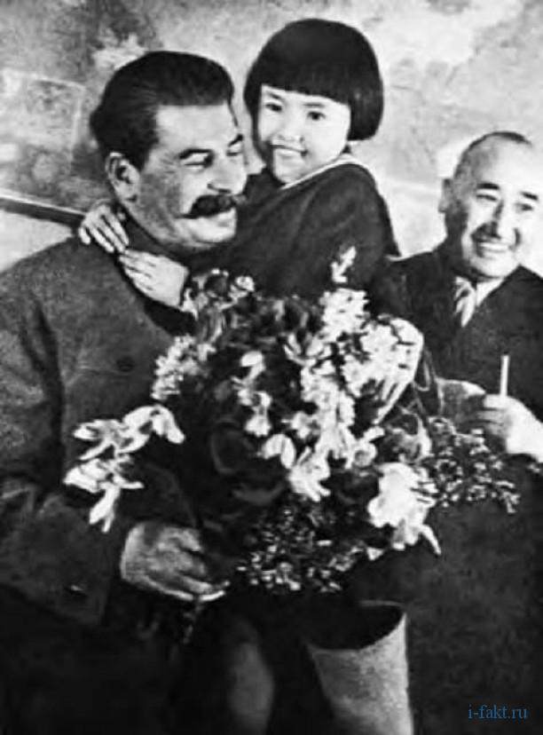 Спасибо Сталину за наше счастливое детство