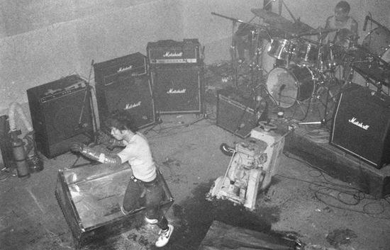 Опасные концерты группы HANATARASH 1