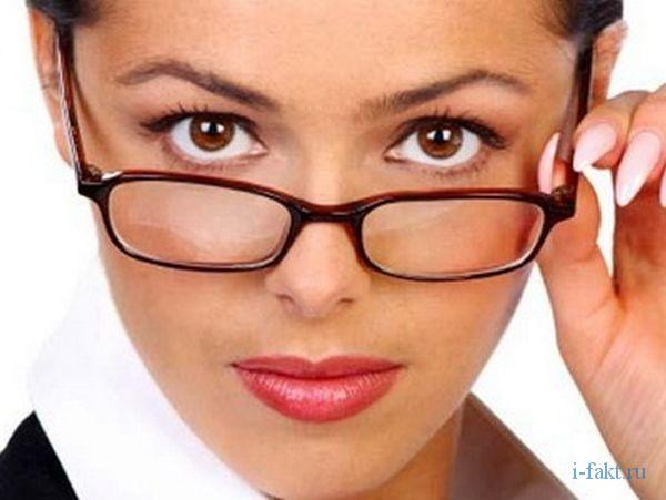 Интересные факты про очки