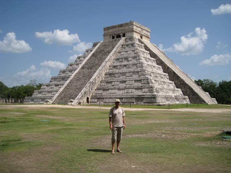 В поисках майя