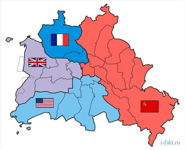 Раздел Берлина