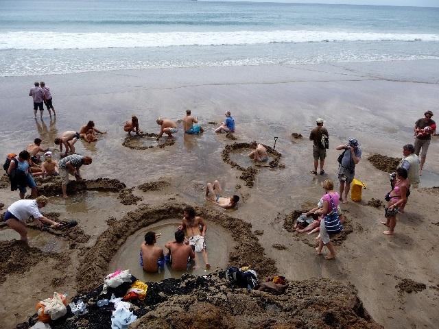 Пляж Горячих Источников
