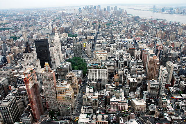 Сколько стоил Манхеттен