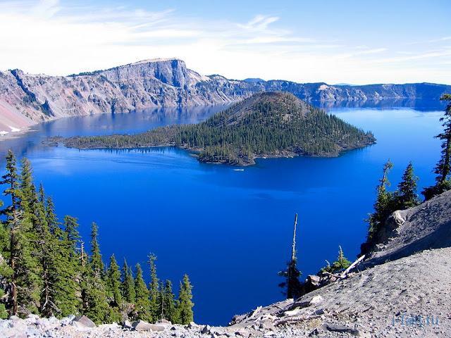 Самое высокогорное озеро