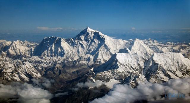 Интересные факты про Эверест