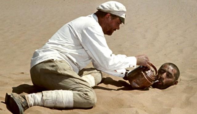 Белое солнце пустыни - интересные факты