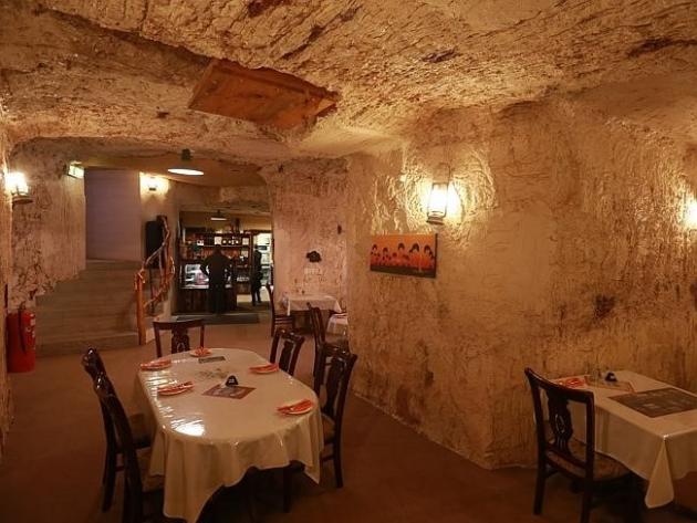 Подземный город Кубер Педи