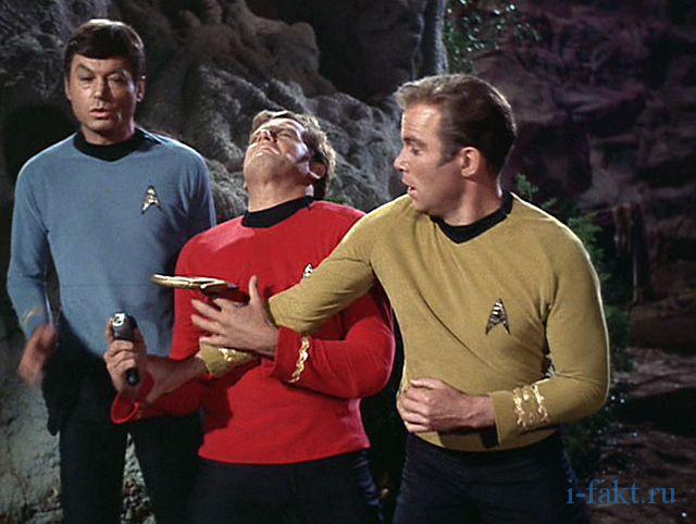Красные рубашки