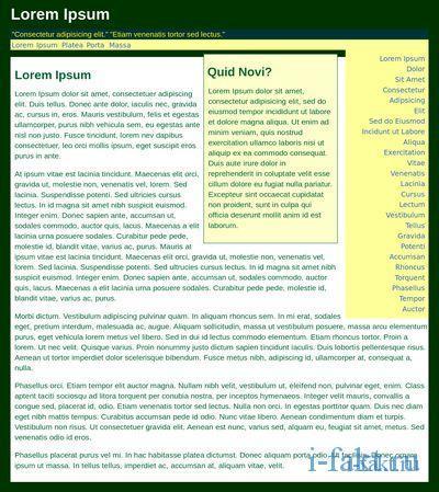 Что такое lorem ipsum