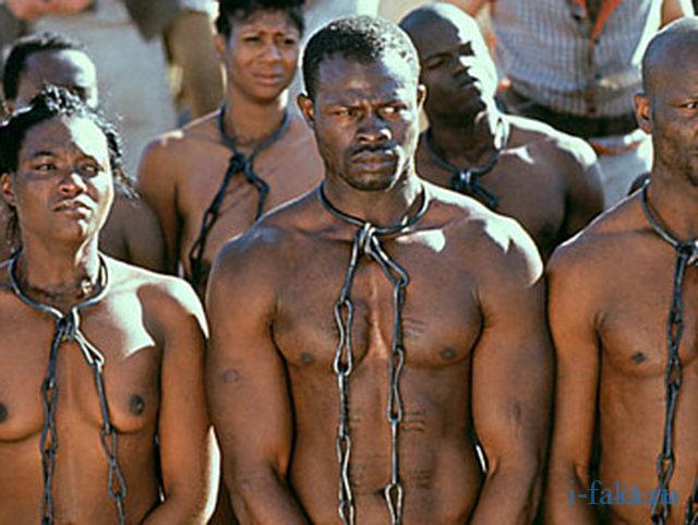 Страна, где не отменено рабство