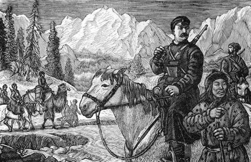 Как Пржевальский финансировал экспедицию.