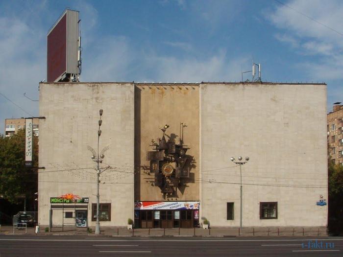Театра кукол в Москве