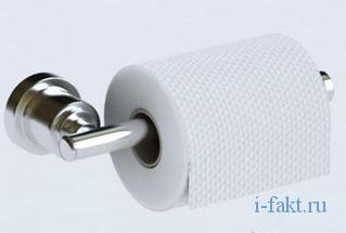 Туалетная бумага факты
