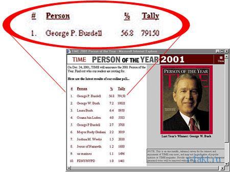 Джордж П. Бёрдел - человек, которого не существовало 3