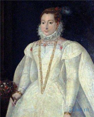 Мария Стюарт, Королева Шотландская, в белом трауре