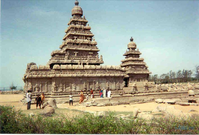 Пирамиды в Индии
