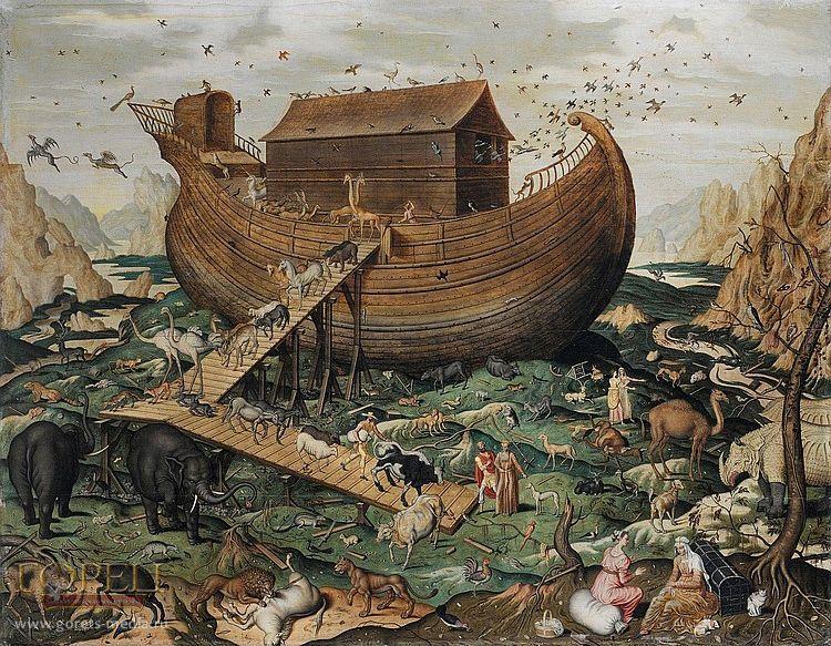 Сколько рыб поймал Ной