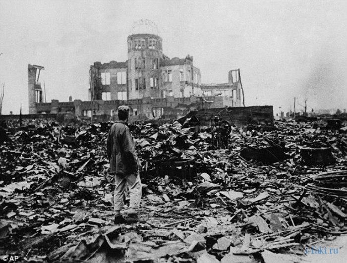 Взрыв в Хирасиме