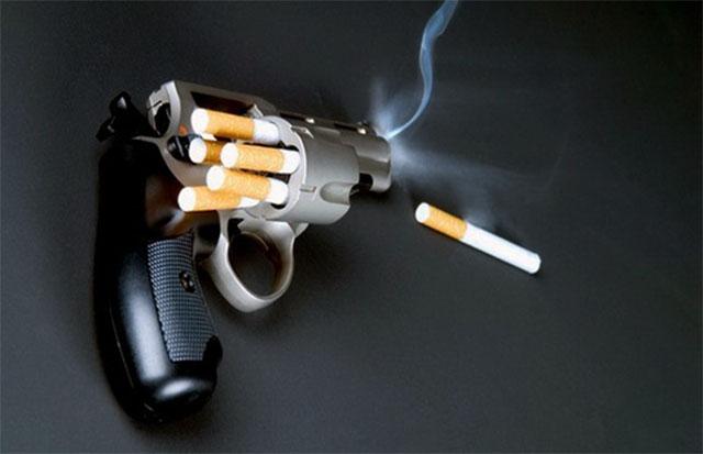 Интересное о курении