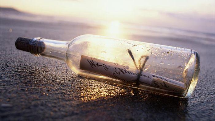 Открывальщик посланий в бутылке