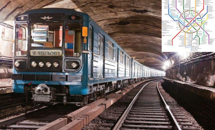 Когда появилось московское метро