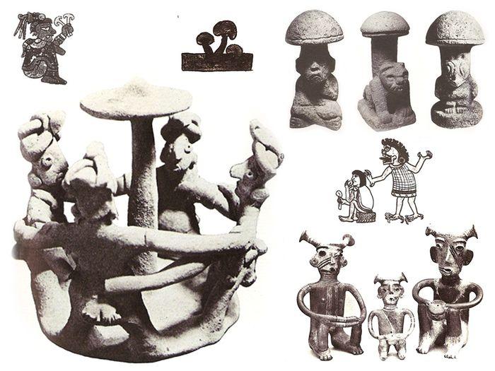 Шаманские грибы