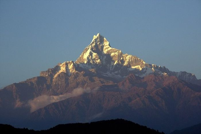 Гора Мачапучаре