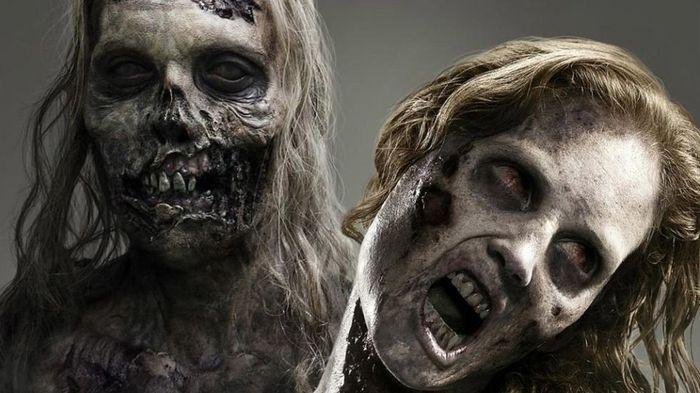 Факты о зомби