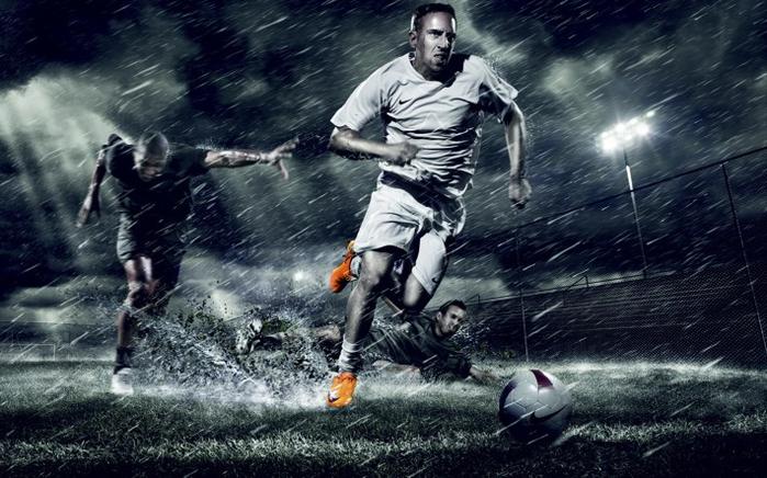 Матч состоится в любую погоду