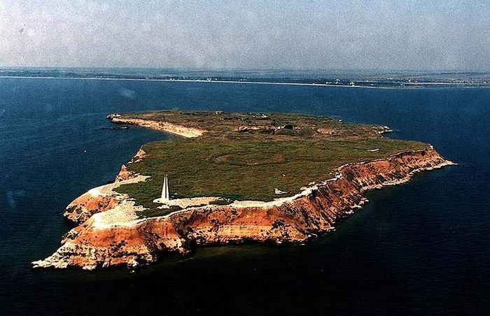Где находится остров Буян 2