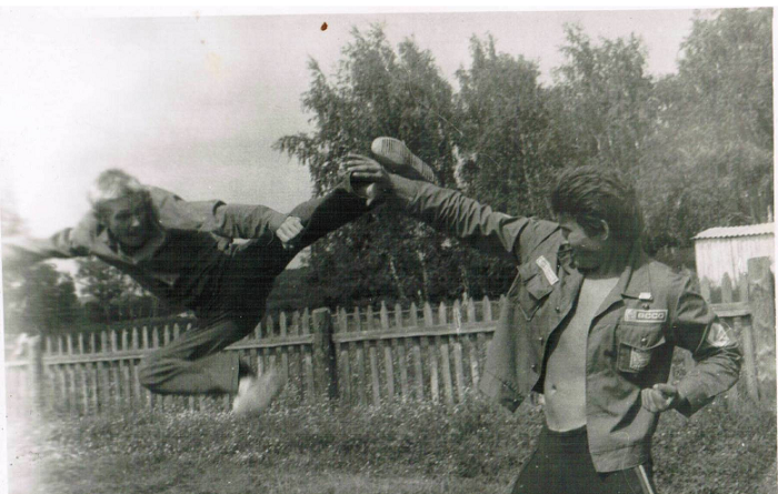 Каратэ в СССР