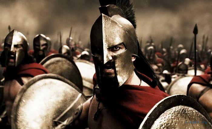 Криптия - законное убийство в Спарте