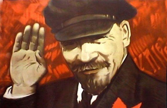 Клетки гениальности в мозге Ленина