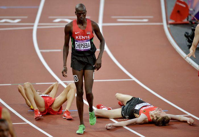 Кенийские бегуны